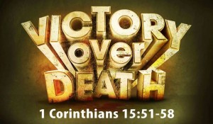 """Victory over Death"" ( March 23, 2016)"