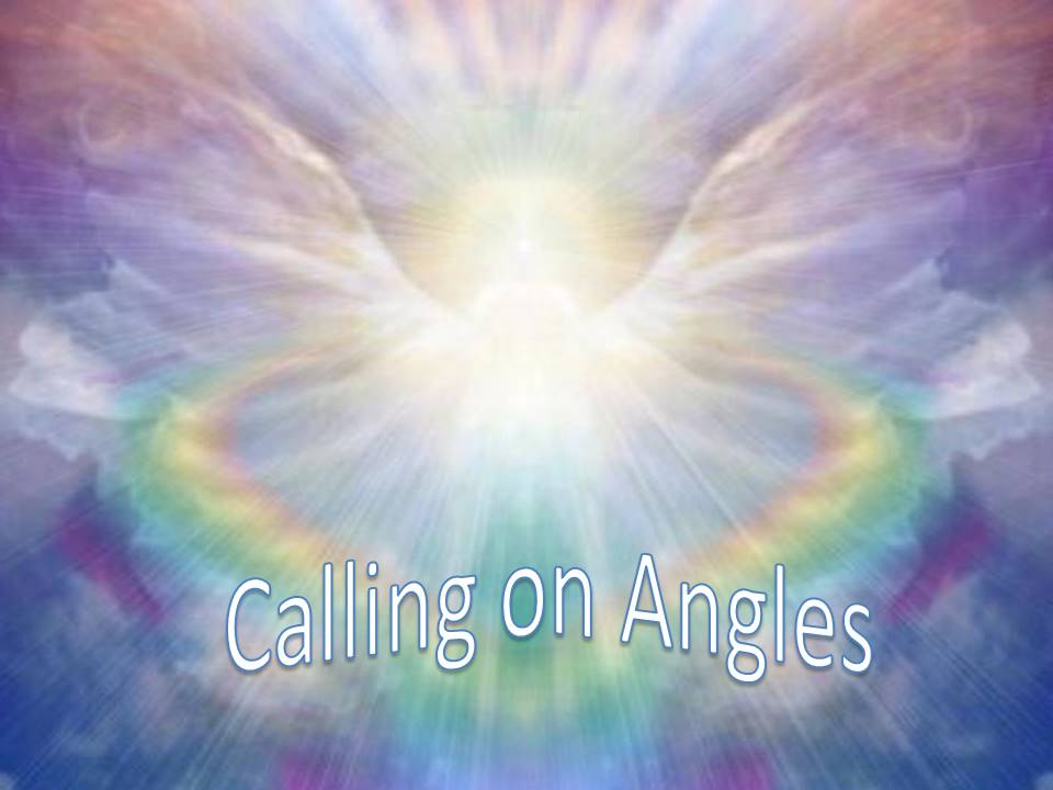 """Calling on Angels "" (2016 Christmas Eve )"