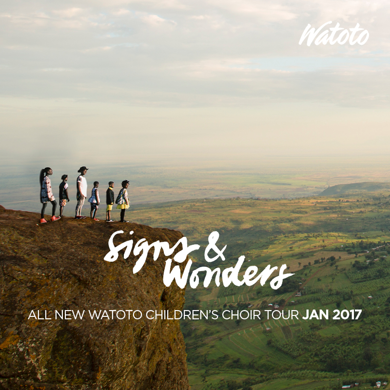 Watoto Children's Choir Worship Service