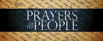 Prayer for the People (December 30, 2018)