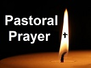 ADVENT Pastoral Prayer ( December